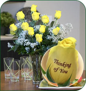 myeasyflowers-Roseae-ROSAS-ROSES_YELLOW-thinking of you
