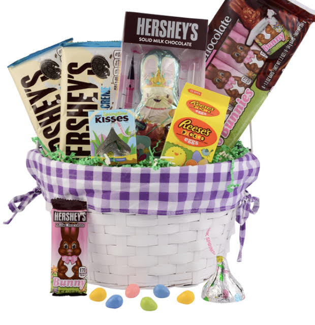Chocolate Basket EASTER
