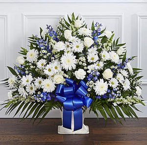 White & Blue Tribute