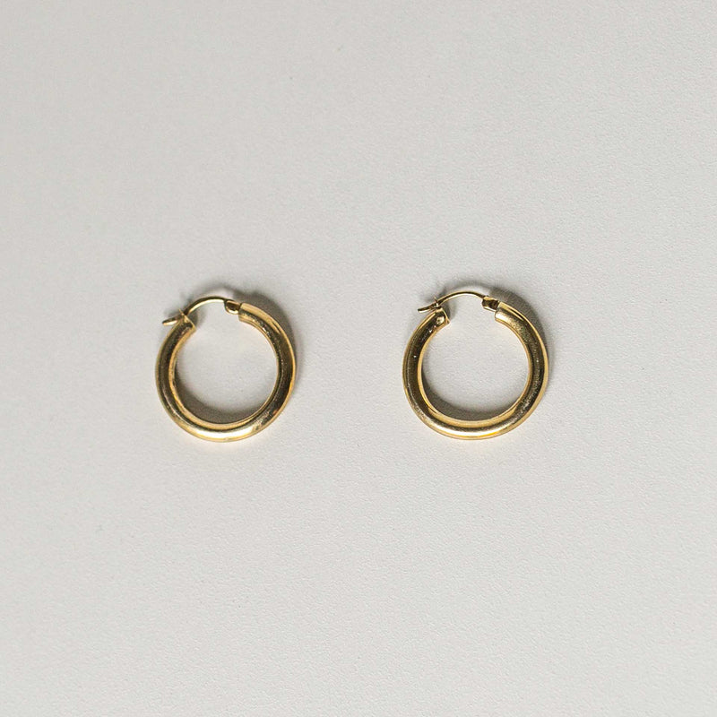 Mithra Hoop Earrings - Atelier The Ché