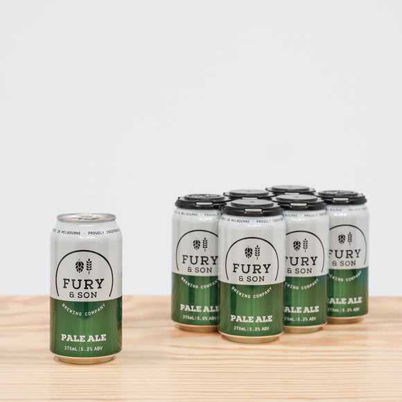 Fury & Son | Pale Ale