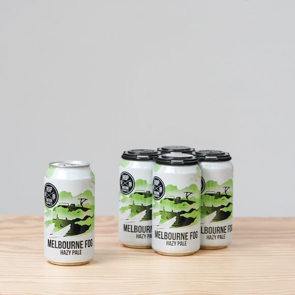 Hop Nation | 'Melbourne Fog' Hazy Pal5