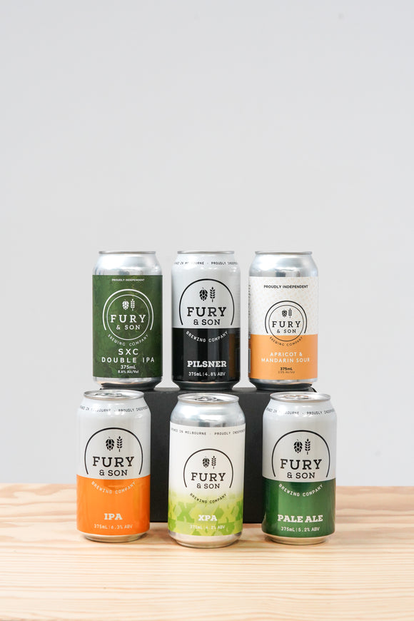 Fury & Son | Brewery Series Pack