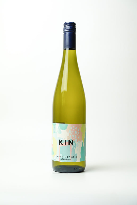 2020 The Stoke Wines Pinot Gris 'KIN' | Adelaide Hills