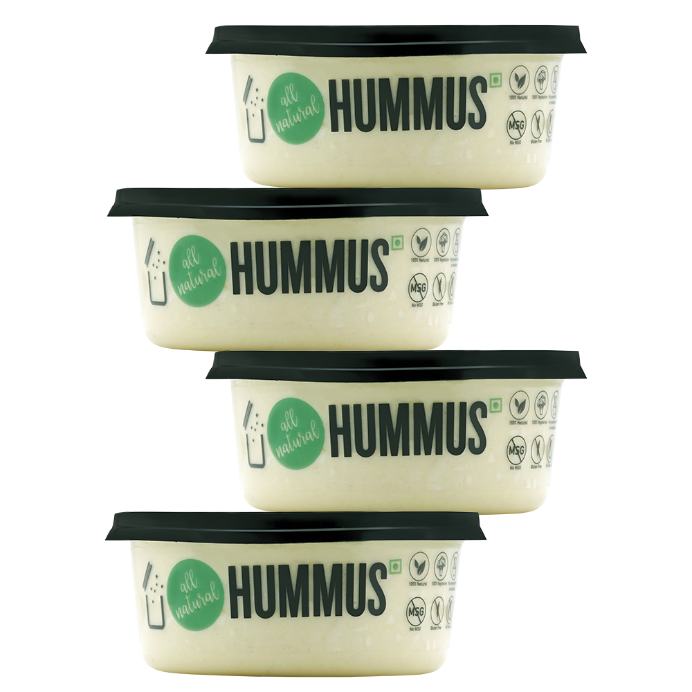 Hummus Be Crazy!