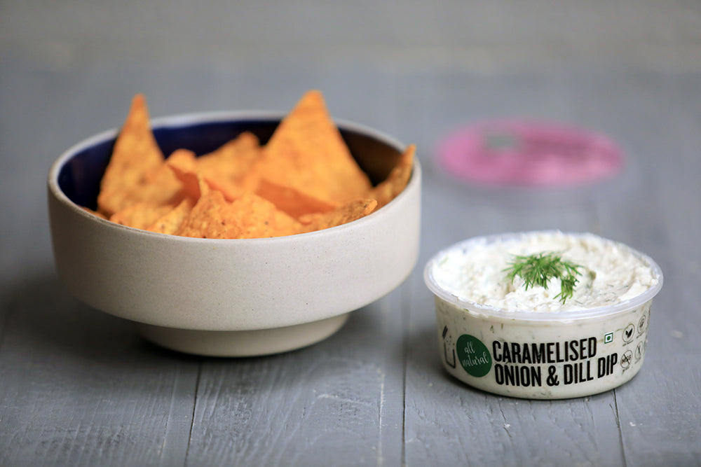 Load image into Gallery viewer, Caramelised Onion & Dill Dip