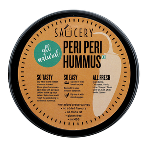 Load image into Gallery viewer, Peri Peri Hummus