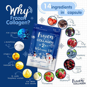 Buy 1 GET 1 Frozen Collagen 2-in-1 (Gluta + Collagen)