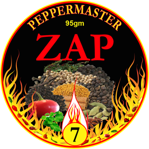 Zap Salt Free Steak Spice and Rub 95 gm
