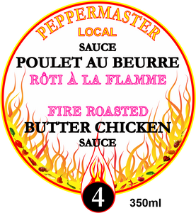 Fire Roasted Butter Chicken