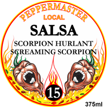 Charger l'image dans la galerie, Screaming Scorpion Salsa, Extreme Heat