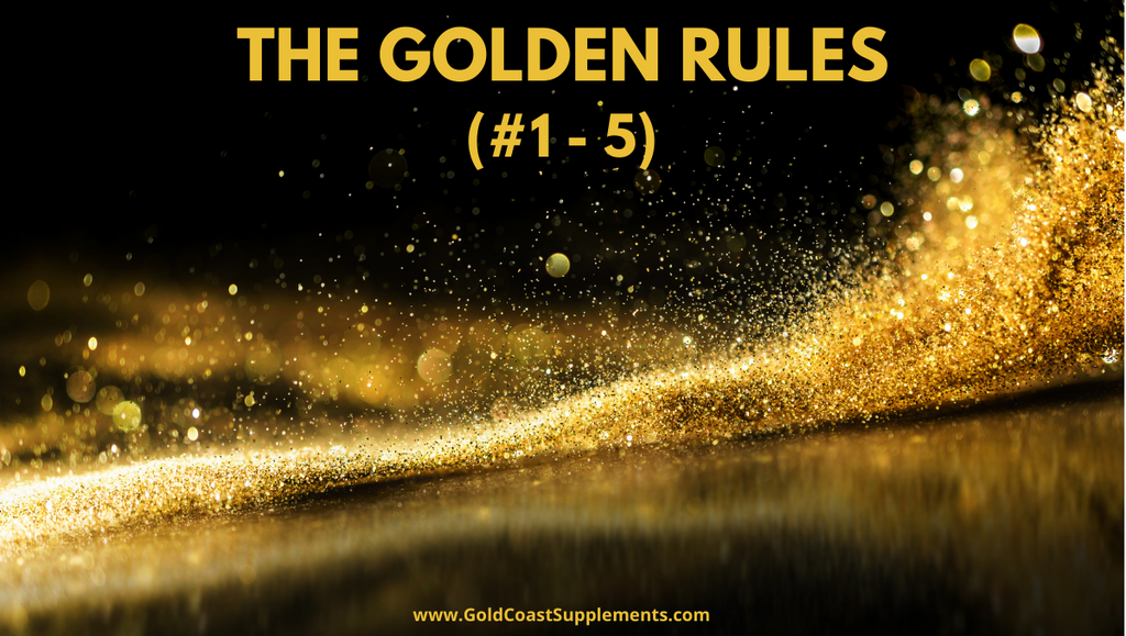 Gold Coast Health: The Golden Rules