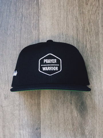 PrayerWarrior.Snapback