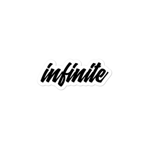 Infinite slap sticker