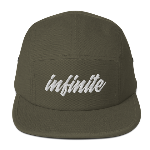 Infinite. Five Panel Cap