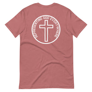 Representing God Everywhere Tee