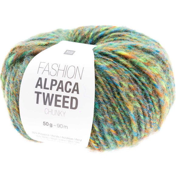 Fashion Alpaca Tweed chunky 50g