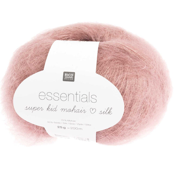 Essentials super kid mohair 25g