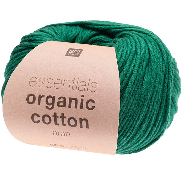Essentials Organic Cotton 50g