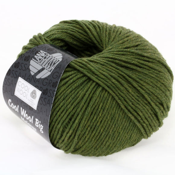 Cool Wool Big uni/melange 50g