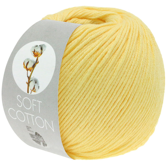 Soft Cotton uni/dégradé 50g