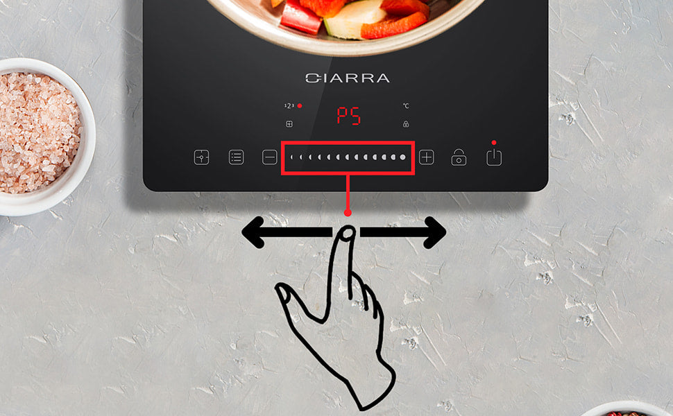 best single induction hob