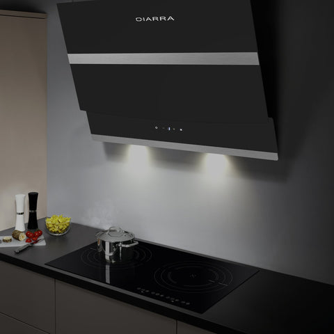 wall mounted hoods