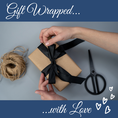 Gift wrapping for tiles