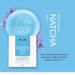 Natch Beauté Rizda Soap