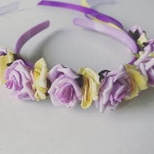 Load image into Gallery viewer, Lilia Rose Headband