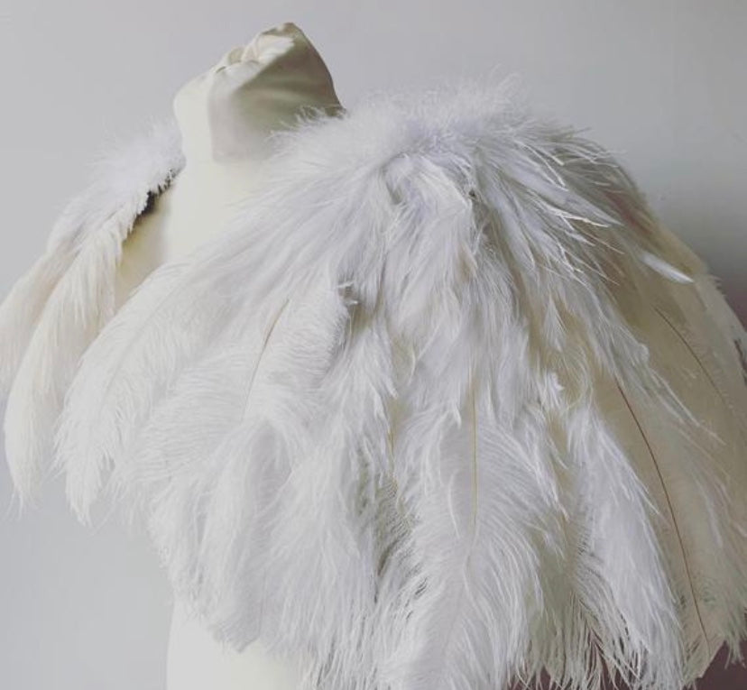 Aphrodite Feather Wings