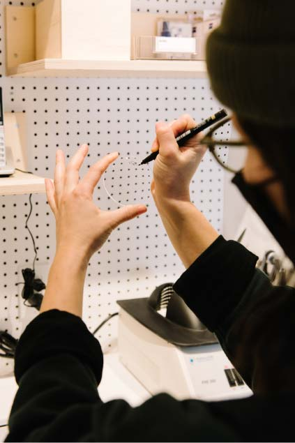 GLCO Queen West - Optician in Lab