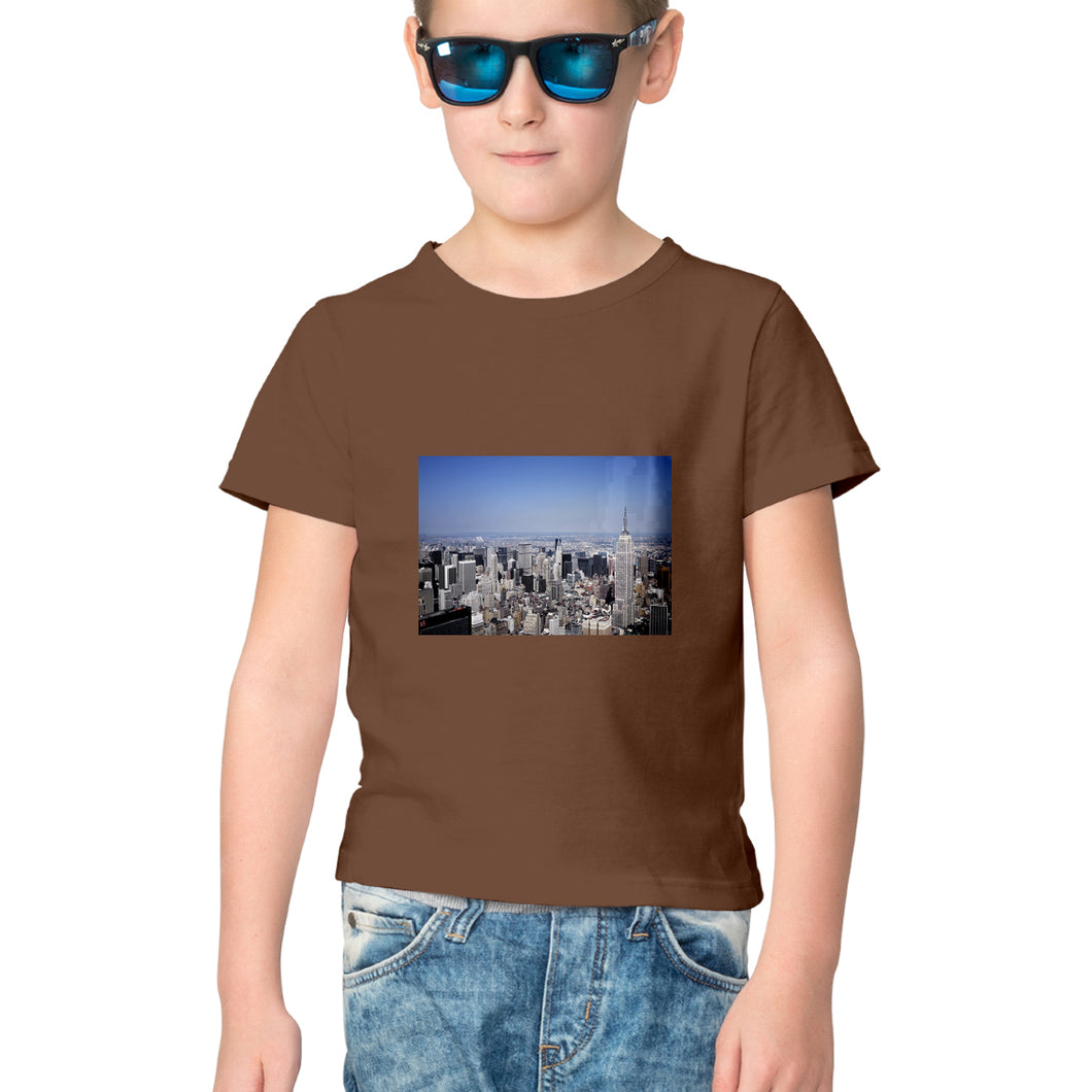 NQ 17008 | KIDS | Graphic Design Tshirt | CITY |