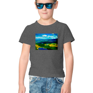 NQ 17003 | KIDS | Graphic Design Tshirt | SCENERY |