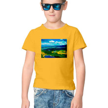 Load image into Gallery viewer, NQ 17003 | KIDS | Graphic Design Tshirt | SCENERY |