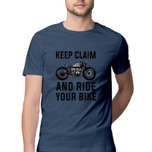 Load image into Gallery viewer, NQ 15042 | Men's | Design Tshirt | BIKE COLLECTION |