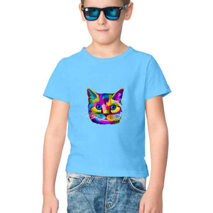 NQ 17023 | KIDS | Graphic Design Tshirt | CAT