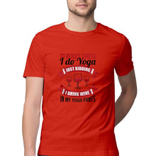 Load image into Gallery viewer, NQ 15043 | Men's | Graphic Design Tshirt | YOGA |