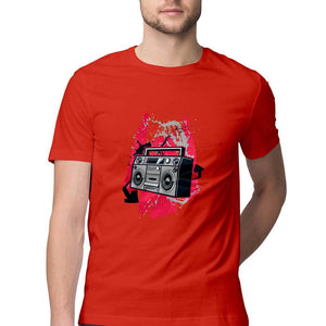NQ 15035 | Men's | Graphic Design Tshirt | Music Collection |