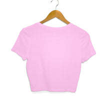 Load image into Gallery viewer, NQ 16032 | Women | Graphic Design CROP TOP | GIRL |