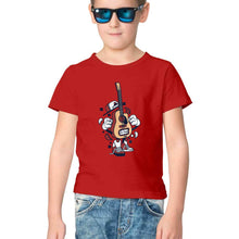 Load image into Gallery viewer, NQ 17004 | KIDS | Graphic Design Tshirt | MUSIC COLLECTION |
