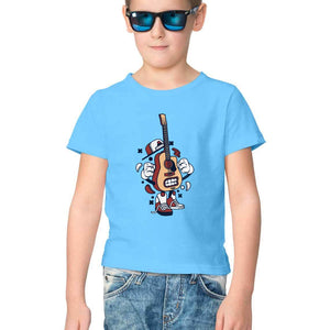 NQ 17004 | KIDS | Graphic Design Tshirt | MUSIC COLLECTION |