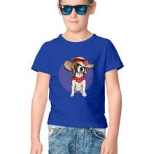 Load image into Gallery viewer, NQ 17010 | KIDS | Graphic Design Tshirt | DOG |
