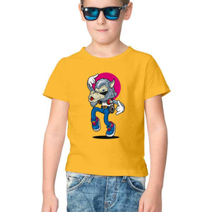 NQ 17016 | KIDS | Graphic Design Tshirt |