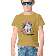 Load image into Gallery viewer, NQ 17001 | KIDS | Graphic Design Tshirt | HORSH |
