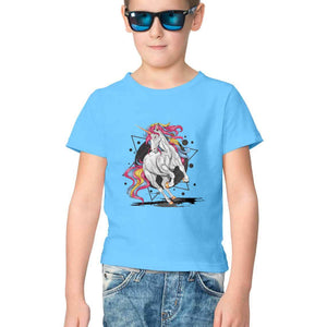 NQ 17001 | KIDS | Graphic Design Tshirt | HORSH |