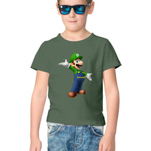Load image into Gallery viewer, NQ 17026 | KIDS | Graphic Design Tshirt |