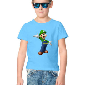 NQ 17026 | KIDS | Graphic Design Tshirt |