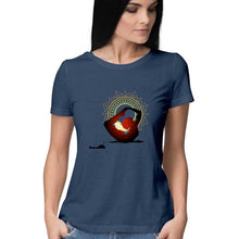 Load image into Gallery viewer, NQ 16045 |Women | Grapic Design Tshirt | YOGA |