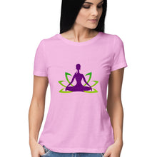 Load image into Gallery viewer, NQ 16044 |Women | Grapic Design Tshirt | YOGA |